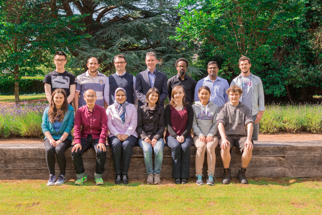 research group photograph